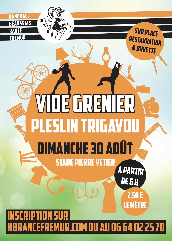 Handball Beaussais Rance Frémur